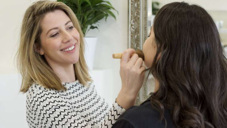 Spring Makeup Sessions with 'The Holistic Makeup Artist'